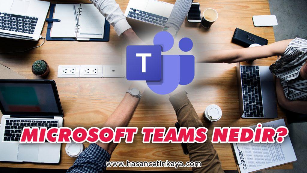 microsoft-teams-nedir