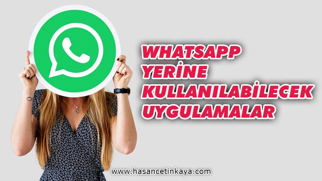 whatsapp-yerine-kullanilabilecek-uygulamalar